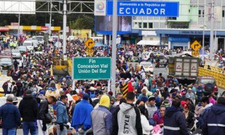 Comunicado conjunto | Visa impuesta por Ecuador a personas venezolanas contraviene obligaciones internacionales en materia de derechos humanos