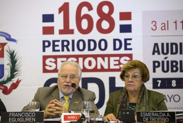 CIDH otorga medidas cautelares a 4 personas venezolanas con condiciones de salud