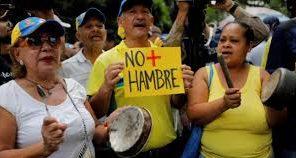 Comunicado Caritas de Venezuela: Dependencia, sumisión y disimulo sobre la situación alimentaria de Venezuela