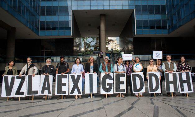 ONG exigen que se instale en Venezuela una oficina de Naciones Unidas para los derechos humanos