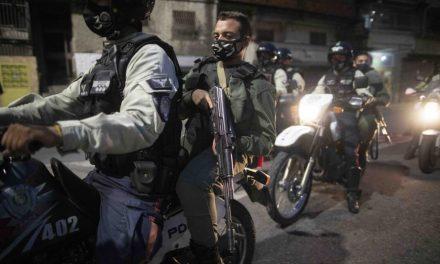 HRW: Venezuela: Estado policial avanza en el contexto del Covid-19