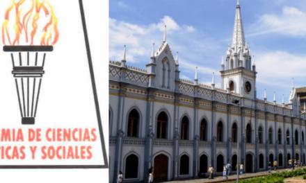 """Pronunciamiento de la Academia de Ciencias Políticas y Sociales: """"El derecho al acceso universal de la población venezolana a la vacunación para prevenir el Covid-19 y las obligaciones del Estado venezolano"""
