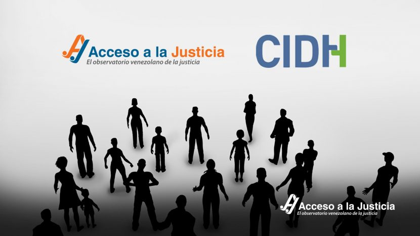Acceso a la Justicia en la CIDH: Maduro busca el control absoluto de la sociedad civil