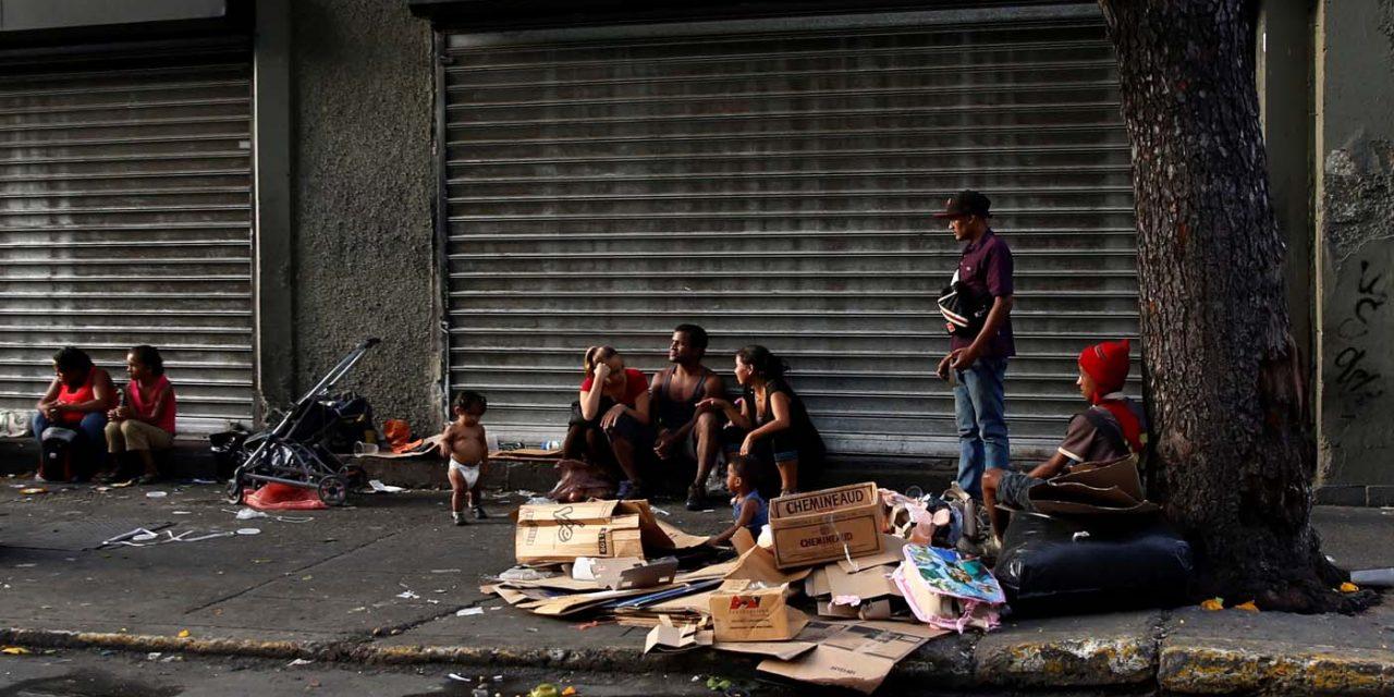 FAO y CELAC ubican a Venezuela entre los países con mayor riesgo de pobreza y hambre atizados por el COVID-19