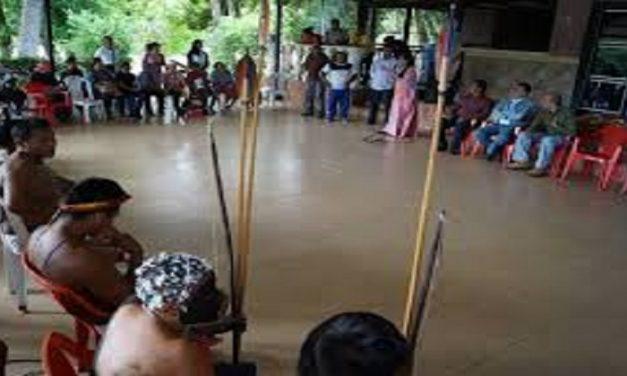 Pronunciamiento de pueblos indígenas ante grupos armados en su territorio