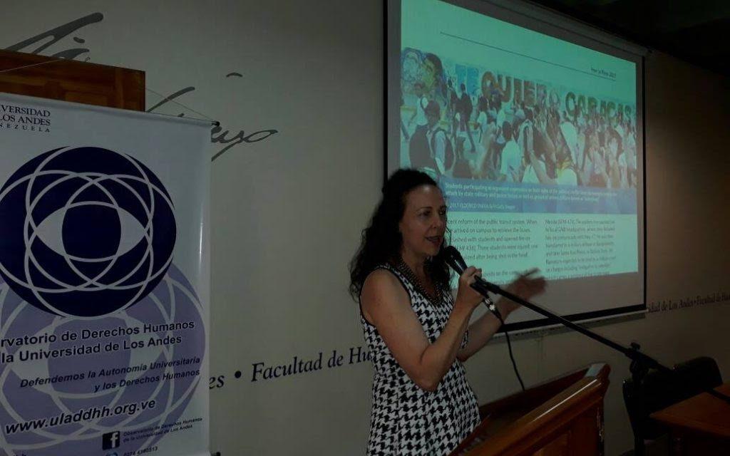 42,21% de los ataques a las universidades fueron realizados por la GNB