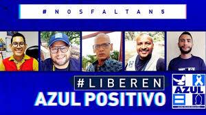 Declaración del Portavoz del Secretario de Naciones Unidas António Guterres llama a la liberación inmediata de los 5 trabajadores humanitarios  de Azul Positivo detenidos arbitrariamente el pasado 12 de enero