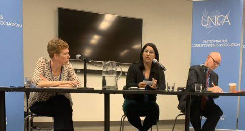 Beatriz Borges: No votar por Venezuela para el Consejo de DDHH envía un mensaje de aliento a los venezolanos que sufren