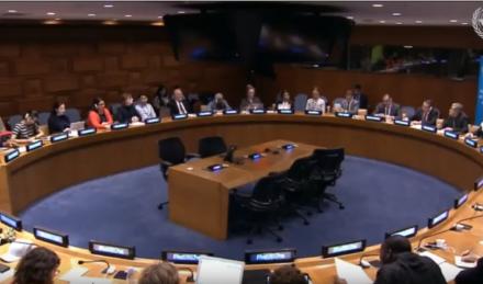 OSC alertan ante el Consejo de Seguridad de la ONU sobre las consecuencias de la emergencia humanitaria compleja en Venezuela