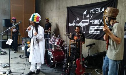 Con la música de Bob Marley Provea y Redes Ayuda promovieron defensa de los derechos humanos