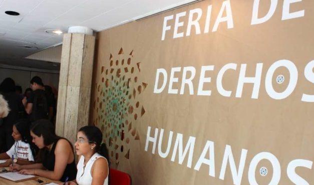 El Centro de Bellas Artes de Maracaibo fue espacio de encuentro para celebrar la III Feria de DDHH