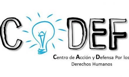 Cadef invita a jornada de recolección de alimentos para personas en situación de calle
