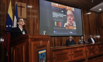 Provea / La UCAB instaló cátedra en honor a Pedro Nikken