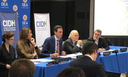 CIDH exige al Estado venezolano caminar hacia la recuperación de la integralidad de su institucionalidad democrática y garantía a los DDHH