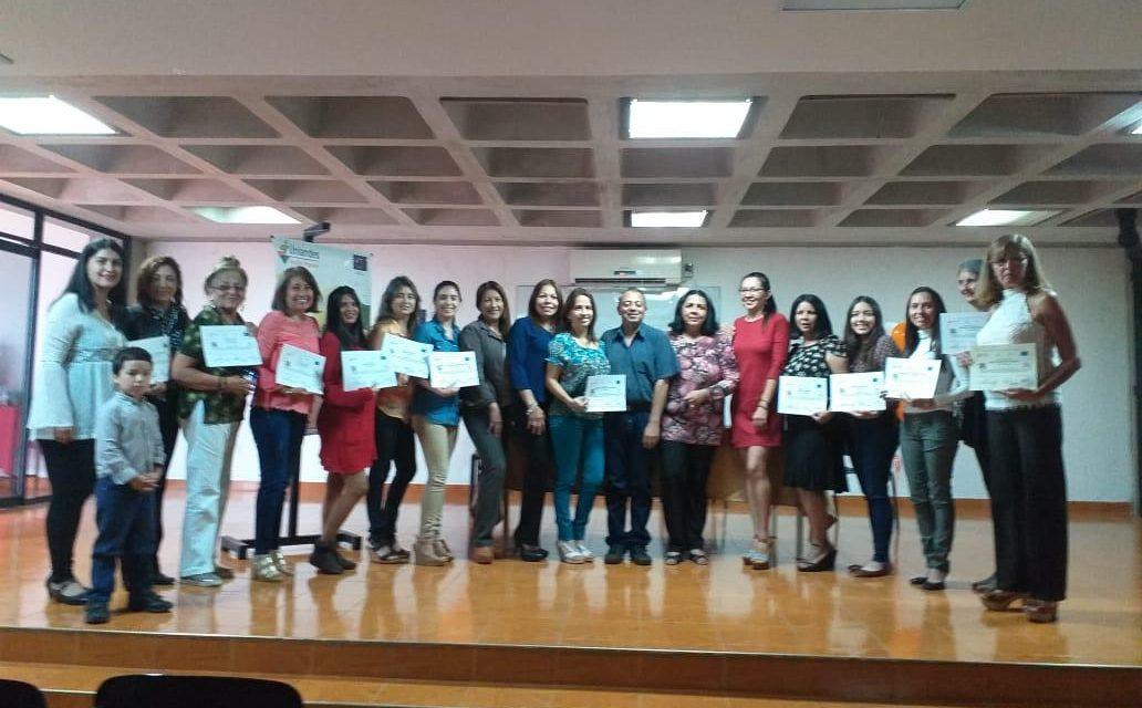 """Uniandes Culmina la 1era Cohorte del Programa """"Promotoras en Frontera"""" en el Táchira"""