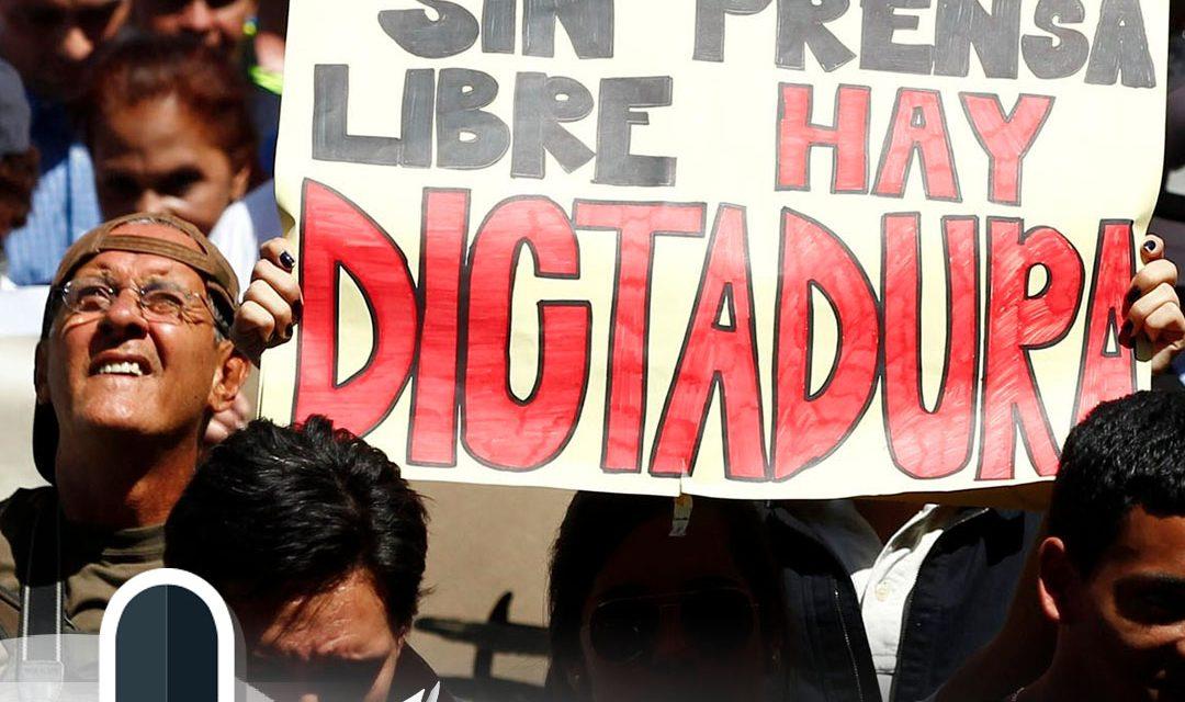 Periodismo en Venezuela: La censura, la persecución y las agresiones arrecian en tiempos de pandemia
