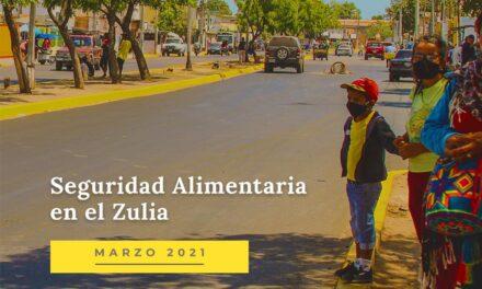 Codhez: InformeSeguridad Alimentaria en Zulia- Marzo 2021