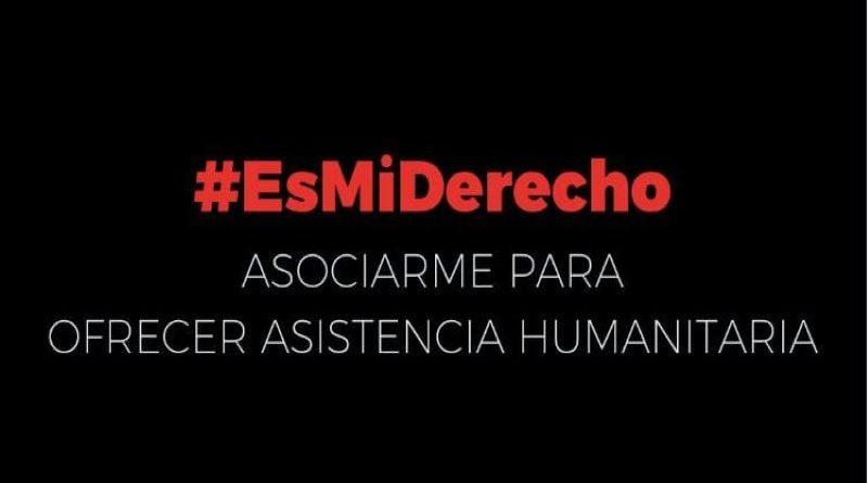 #EsMiDerecho: más de mil personas y organizaciones exigieron garantías para la libertad de asociación en Venezuela