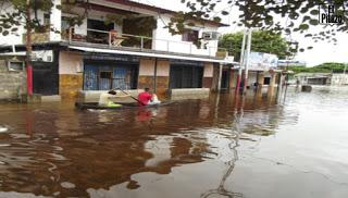 Amazonas, inundada de olvido