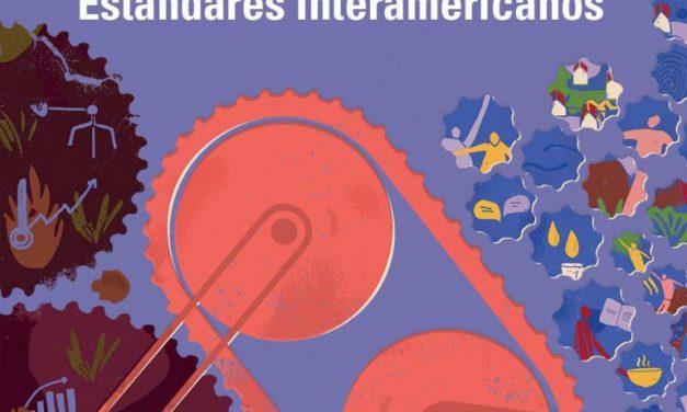 """REDESCA de la CIDH publica informe temático """"Empresas y Derechos Humanos: Estándares Interamericanos"""""""