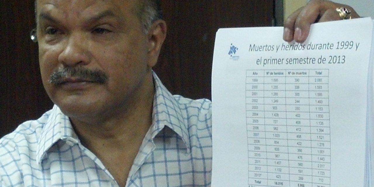 Nuevos actos de difamación contra el Sr. Humberto Prado Sifontes
