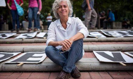 """Mariela Ramírez: """"Mis esfuerzos están dirigidos a la defensa de nuestros derechos y al ejercicio de una ciudadanía responsable"""""""