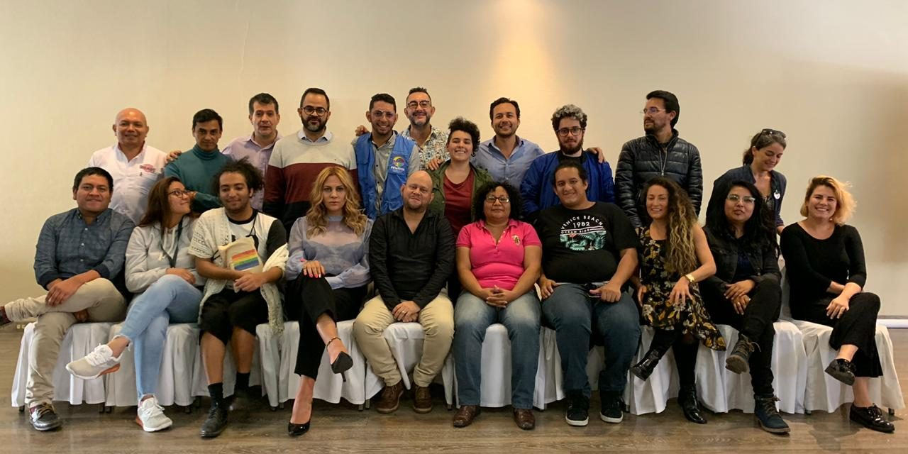 II Encuentro de la Red Regional de Protección de Personas LGBTI+ Refugiadas, Solicitantes de Asilo y Migrantes en las Américas