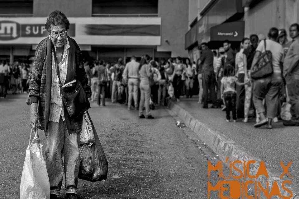 Música por Medicinas vuelve este próximo viernes 9 de octubre en solidaridad con los jubilados y pensionados venezolanos