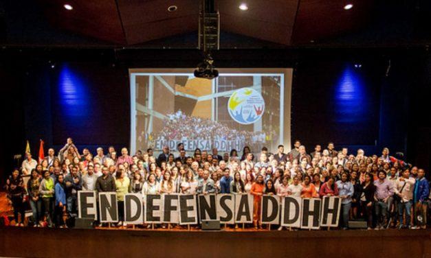 Video: Declaración del IV Encuentro de Defensores y Defensoras de los Derechos Humanos 14 y 15 de noviembre del 2018