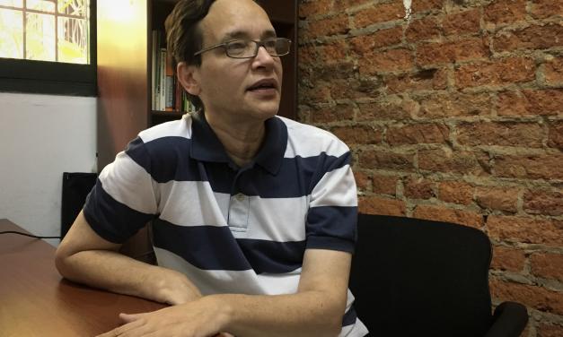 """Jo D'Elia: """"La sociedad civil tendrá un rol determinante en el rescate de la democracia en Venezuela"""""""