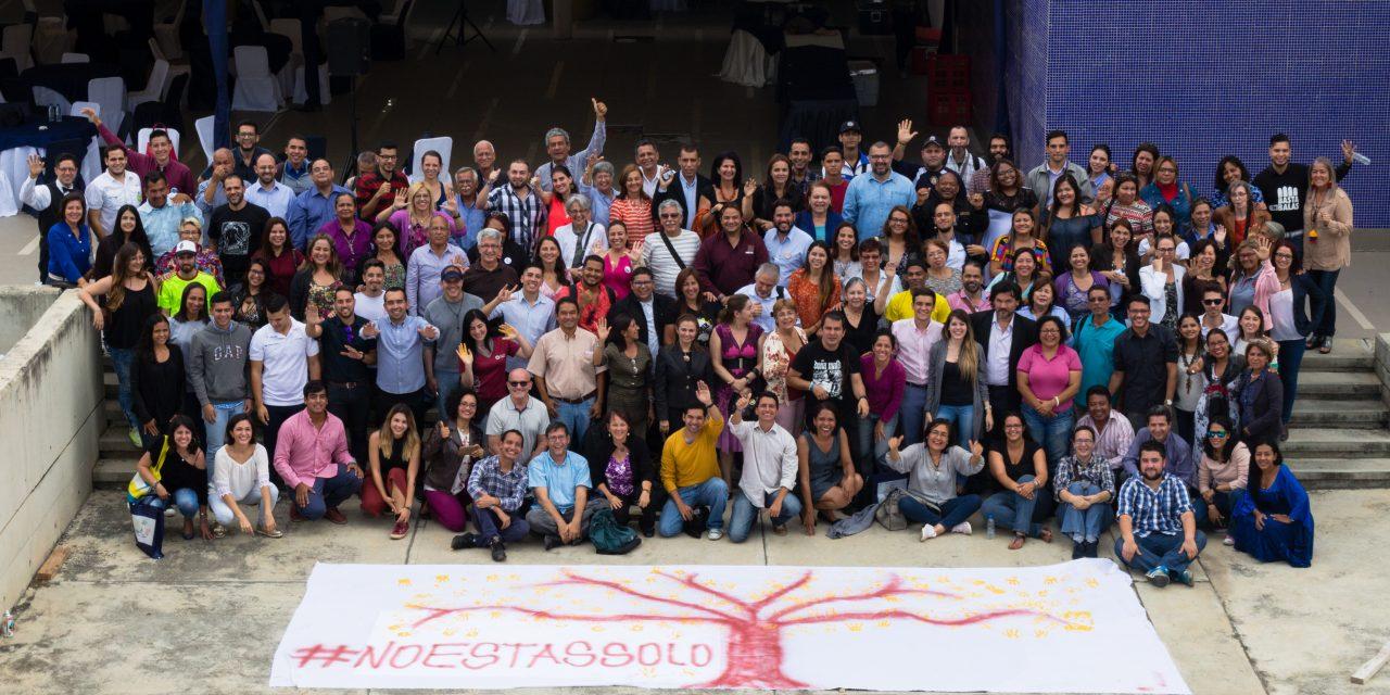Activistas de 17 estados del país se reunieron en el III Encuentro de Defensores