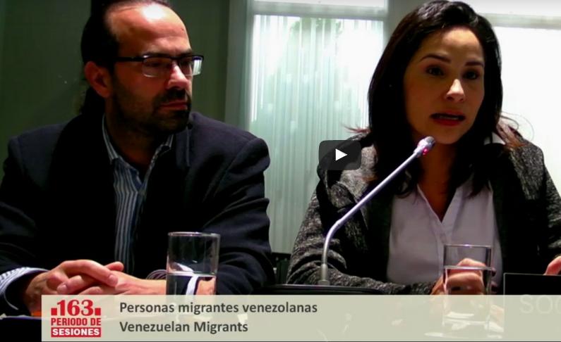 Acnur pide solidaridad para venezolanos que migran por la crisis humanitaria