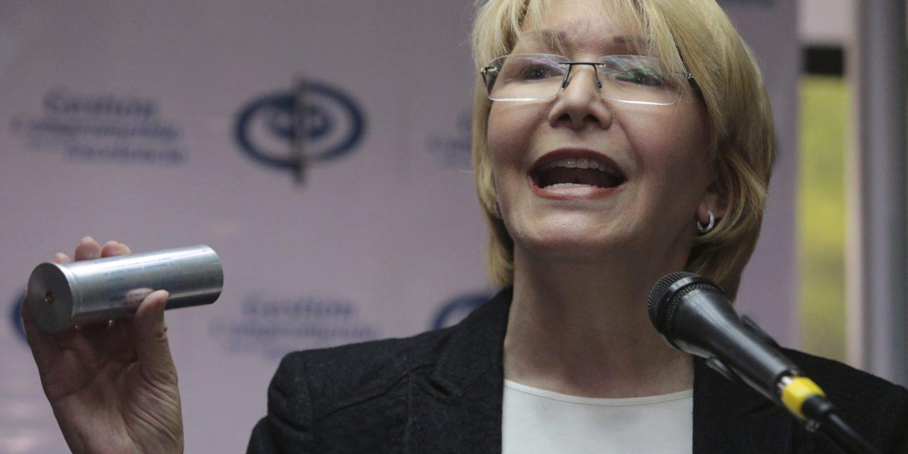Fiscal Luisa Ortega aseguró que Juan Pernalete fue asesinado con una bomba lacrimógena