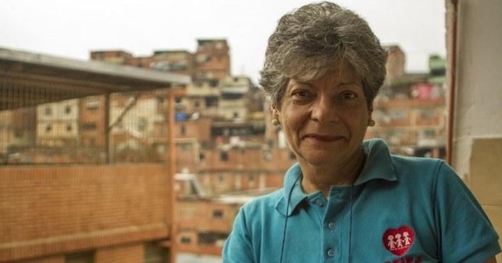 Luisa Pernalete: Si José Gregorio Hernández estuviera vivo fuera parte de una ONG