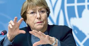 ONG venezolana envió carta a Michelle Bachelet en relación con la situación de los derechos humanos ambientales en Venezuela