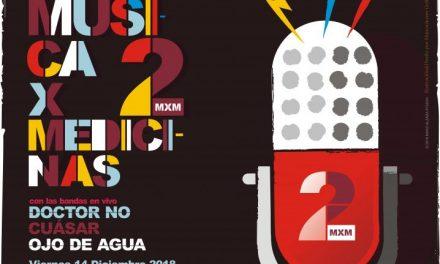 Música por Medicinas llega nuevamente a Barquisimeto este 14 de Diciembre