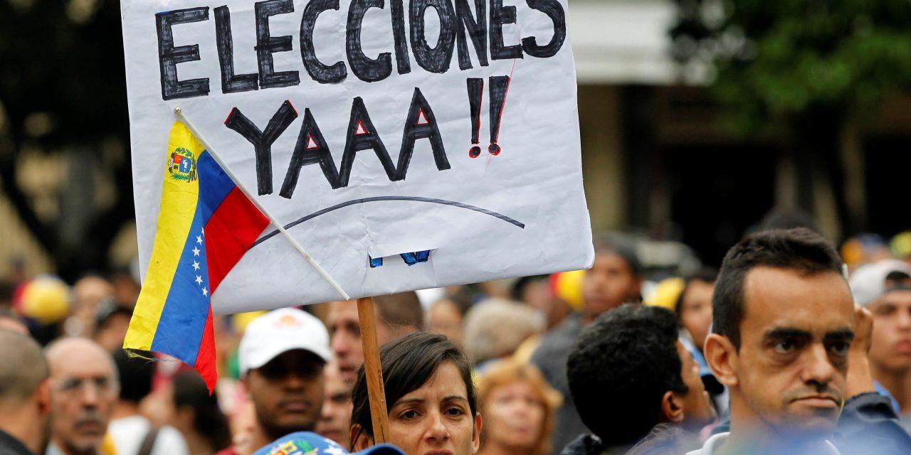 Sociedad Civil venezolana instan a sus pares en la región a defender la vigencia de la democracia y los DDHH en Venezuela