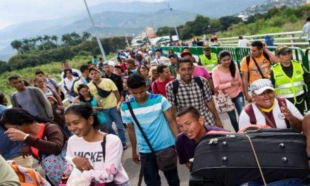 OEA: Más de 6 millones de venezolanos habrán salido del país al cierre de 2020