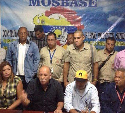 Mosbase: Más de 200 dirigentes sindicales bajo amenazas por protestar