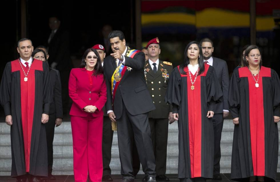 Nueva sentencia del TSJ consagra un golpe al parlamento venezolano