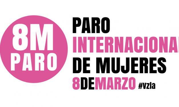 Declaración del Paro de las Mujeres en Venezuela