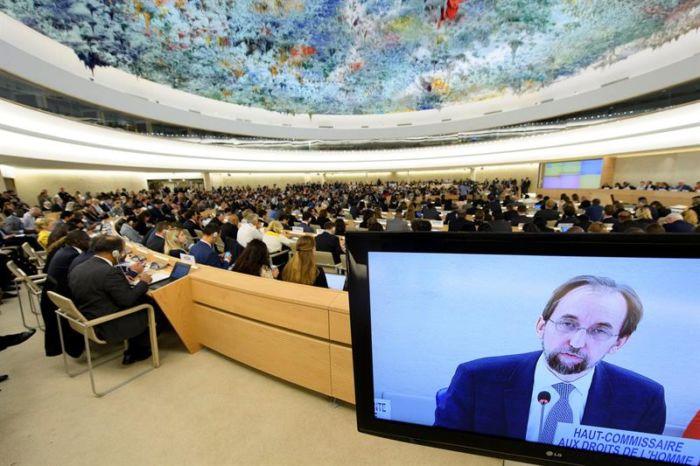 """ONU pide abrir una investigación por posibles """"crímenes contra la humanidad"""" en Venezuela"""