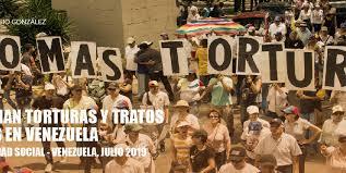 OVCS documentó 623 protestas durante el mes de julio