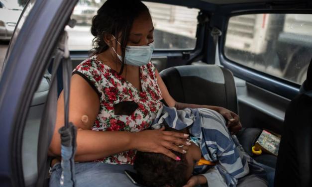 El País / Morir a la espera de un riñón: el limbo de los niños venezolanos que necesitan un trasplante