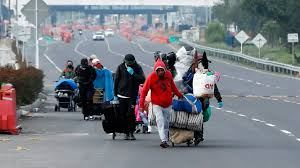 CIDH reitera su llamado a los Estados a garantizar los derechos humanos de las personas venezolanas que retornan a Venezuela en el contexto de la pandemia del COVID-19