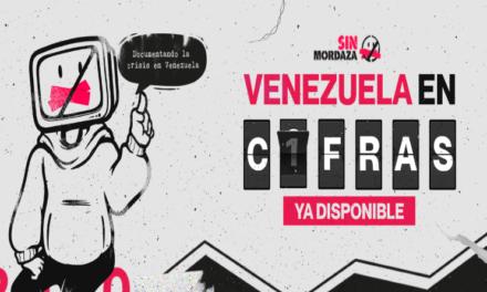 Un Mundo Sin Mordaza / Venezuela en Cifras