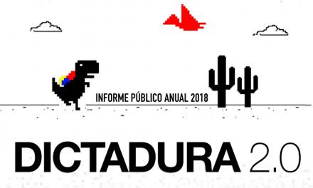Redes Ayuda /Informe Anual 2018: Dictadura 2.0 Venezuela