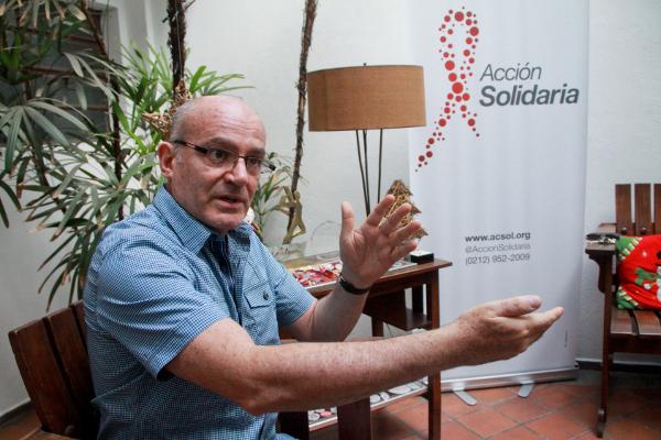 """Feliciano Reyna: Venezuela parece recorrer el """"largo camino hacia la libertad"""" (+Audio)"""