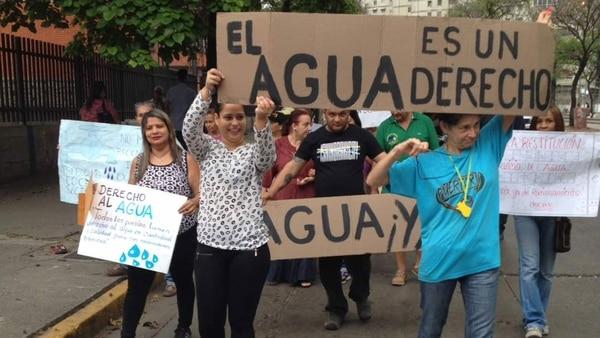 Coalición Clima 21 / Fundación Tierra Viva: Situación del derecho al agua potable en Venezuela, caso Área Metropolitana de Caracas