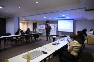 Activistas de derechos humanos intercambiaron experiencias en el VI Encuentro de la Redac: Resistiendo desde la paz